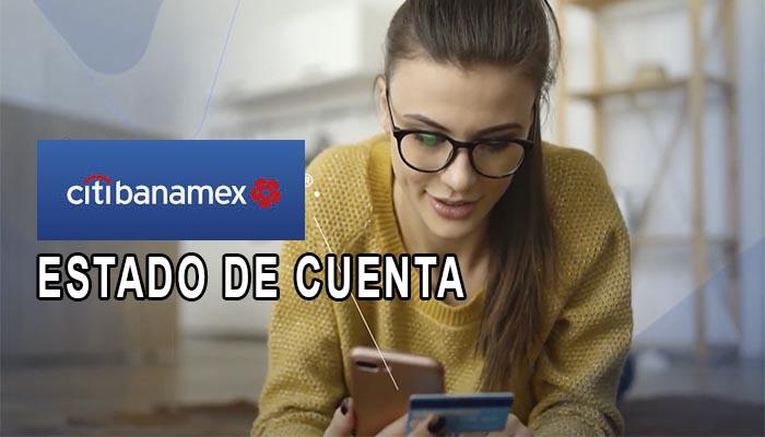 Estado de Cuenta Estado de cuenta CitiBanamex